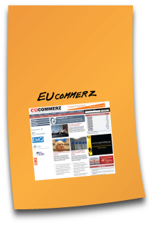 Website design - EUcommerz.com - European business magazine